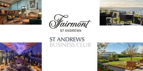 *Members-only* Business Visit + Festive Social – Fairmont St Andrews tickets