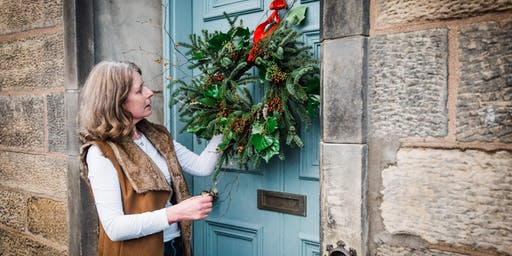 Festive Christmas Wreath Workshop