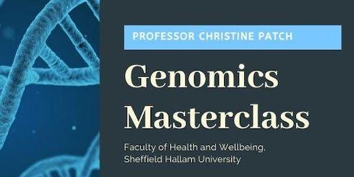 Genomics Masterclass
