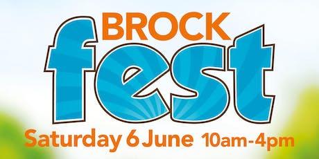 BrockFest 2020 tickets