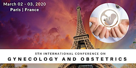 5th International Conference on Gynecology and Obstetrics tickets