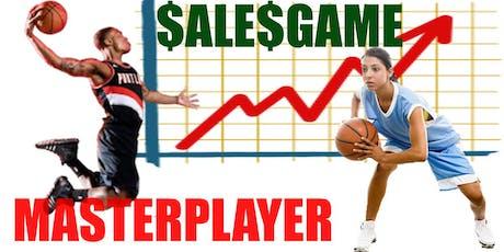 SALESGAME MASTERPLAYER - ZURICH tickets