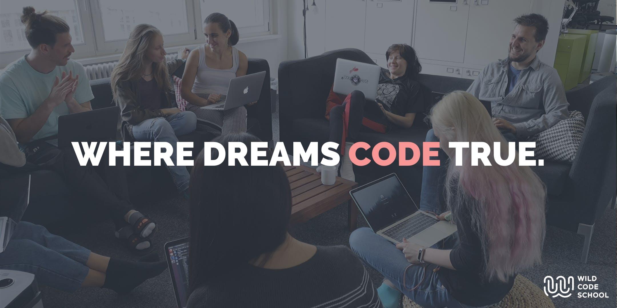 Wild Drinks @ Wild Code School - Become a Junior Web Developer in 5 months
