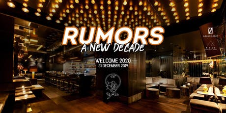 RUMORS - A new Decade | welcome 2020 Tickets