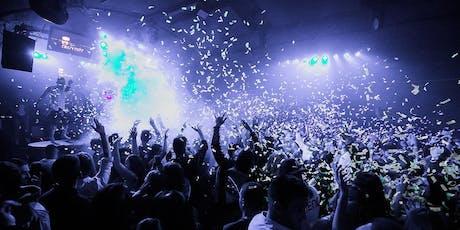 Berlins größte Silvester Party auf 7 Areas im Matrix Berlin Tickets