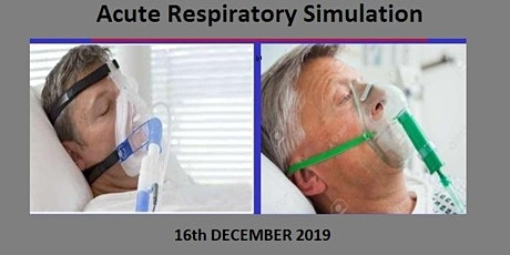 Acute Respiratory Simulation Day tickets