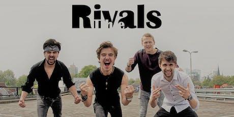 The Rivals: Utrecht Rock City tickets