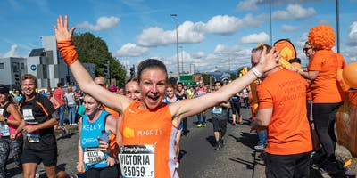 Maggie's own place form - Great Manchester Run 2020