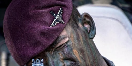 Parachute Regiment Reserve (Scotland) Insight Night