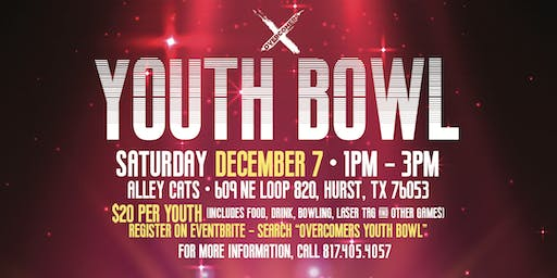 Overcomers Youth Bowl
