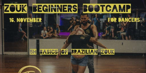 Zouk Beginners Bootcamp for dancers