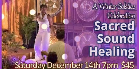 Winter Solstice Sacred Sound Celebration! tickets
