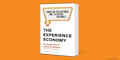 HBR Live: The Experience Economy