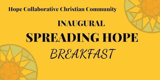 Spreading Hope Breakfast