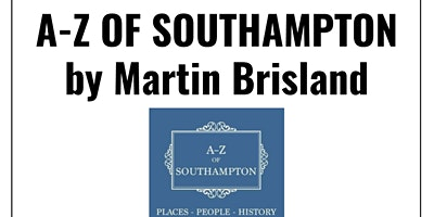 Book signing: A-Z Of Southampton by Martin Brisland