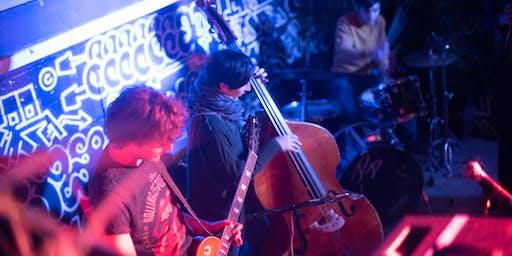 Live Jazz Jam // Rio Kai Quartet + Jam