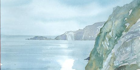 Drawing with Watercolour Washes- Water in the Landscape with Andrew Jenkin tickets
