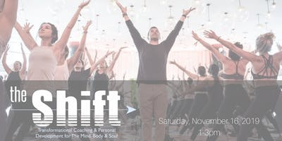 GATHER Presents: The SHIFT with Donny Starkins