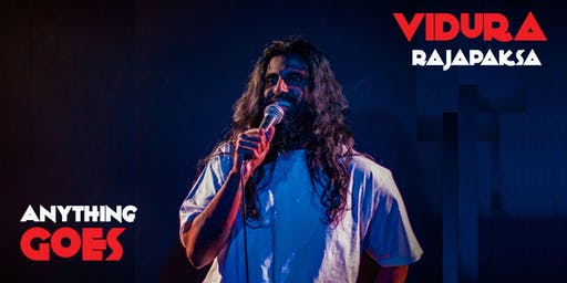 FREE Standup Comedy Special in English | Vidura Rajapaksa | Anything Goes