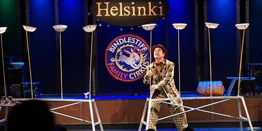 Bindlestiff Family Cirkus (family oriented show)