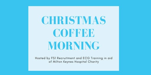 Christmas Coffee Morning