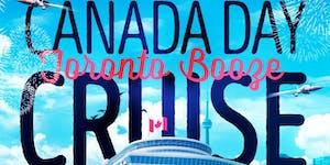 Toronto Canada Day Booze Cruise