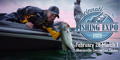2020 Cincinnati Fishing Expo