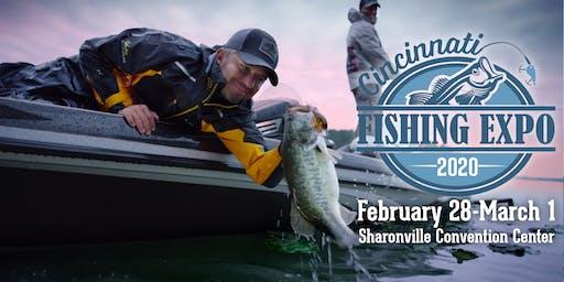 2020 Cincinnati Fishing Expo