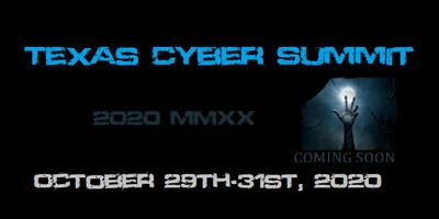 Texas Cyber Summit 2020