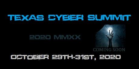 Texas Cyber Summit 2020 tickets