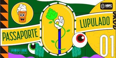 Passaporte Lupulado HOPS Cervejas Especiais!