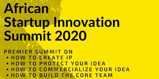 African StartUp Innovation Summit 2020