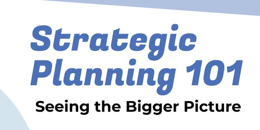 Strategic Planning 101 with Colleen Miller