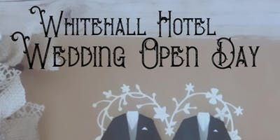 Wedding open day January 26th 2020