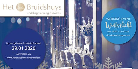 "Het Bruidshuys - WeddingEvent ""Winterlicht"" tickets"