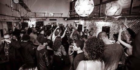 DJ SNUFF PRESENTS... PANTHEON JAM // AFROCENTRIC DANCE MUSIC & LIVE SAX tickets