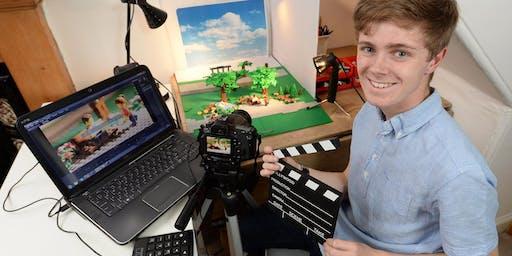 Afternoon Lego Animation Digital Lab