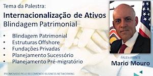 Rodada de Negócios + Palestra: Internacionalização de...