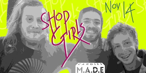 Shop Girls with Finn & the Jacques