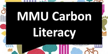 Carbon Literacy training part 2: Workshop tickets