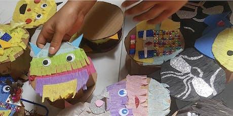 Children's Holiday Piñata Workshop tickets