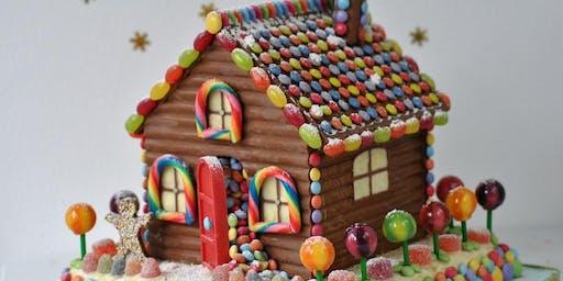 Large Family Chocolate Smash House Workshop