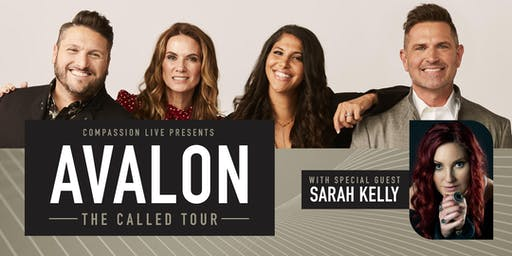 THE CALLED TOUR featuring Avalon and Sarah Kelly |Ruston, LA