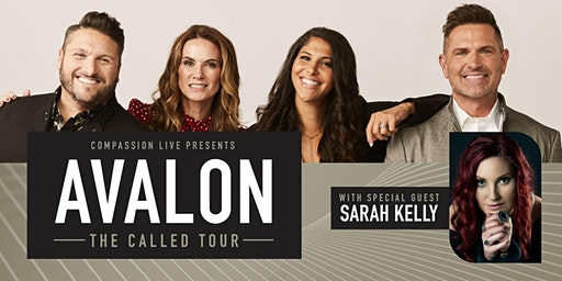 THE CALLED TOUR featuring Avalon and Sarah Kelly |Alabaster, AL