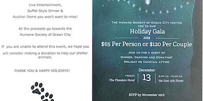 Humane Society of Ocean City's Holiday Gala
