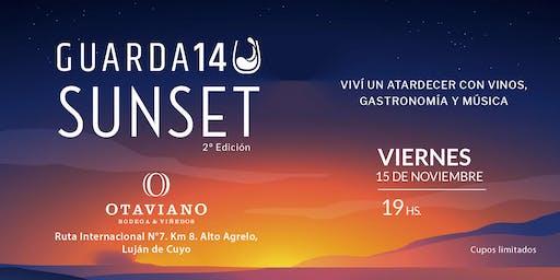 Guarda 14 Sunset-  2° Edición