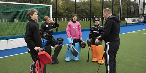 Goalkeeping Easter Camp 1