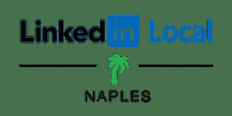 LinkedInLocal Naples NETWORKING KICKOFF tickets