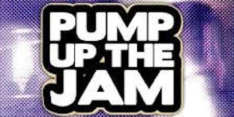 Pump Up The Jam tickets