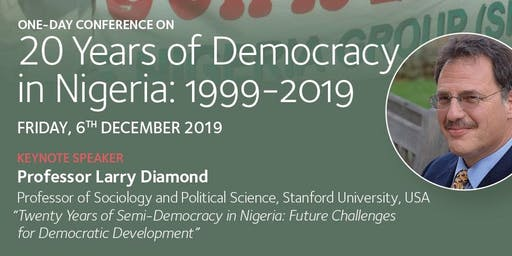 20 Years of Democracy in Nigeria: 1999-2019